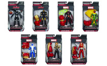 Image: Avengers 6-Inch Infinite Legends Action Figure Assortment 201503  -