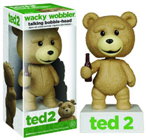 Image: Ted 2 Talking Wacky Wobbler  -