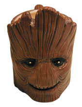 Image: Guardians of the Galaxy Previews Exclusive Groot Smile Coffee Mug  -