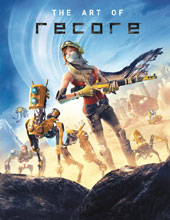 Image: Art of Recore HC  - Dark Horse Comics