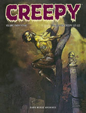 Image: Creepy Archives Vol. 25 HC  - Dark Horse Comics
