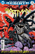 Image: Batman #8 (Monster Men) - DC Comics