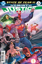 Image: Justice League #6 - DC Comics