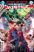 Image: Justice League #7 - DC Comics