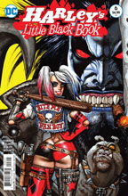 Image: Harley's Little Black Book #6 (variant cover - Simon Bisley)  [2016] - DC Comics