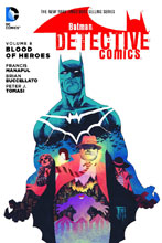 Image: Batman: Detective Comics Vol. 08 - Blood of Heroes SC  - DC Comics