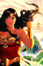 Image: Legend of Wonder Woman Vol. 01: Origins HC  - DC Comics