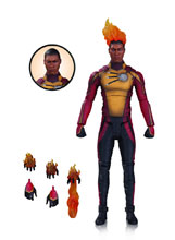 Image: DC's Legends of Tomorrow Action Figure 01: Firestorm  - DC Comics