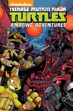 Image: Teenage Mutant Ninja Turtles: Amazing Adventures Vol. 03 SC  - IDW Publishing
