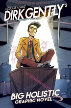 Image: Dirk Gently's Big Holistic Graphic Novel SC  - IDW Publishing