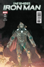 Image: Infamous Iron Man #1 (Ribic variant cover - 00171)  [2016] - Marvel Comics