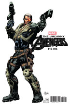 Image: Uncanny Avengers #15 (Deodato variant cover - 01541) - Marvel Comics