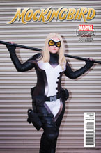 Image: Mockingbird #8 (variant cover - Cosplay)  [2016] - Marvel Comics