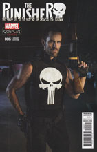 Image: Punisher #6 (variant cover - Cosplay)  [2016] - Marvel Comics
