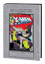 Image: Marvel Masterworks: The Uncanny X-Men Vol. 10 HC  - Marvel Comics