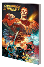 Image: Squadron Supreme Vol. 02: Civil War II SC  - Marvel Comics