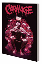 Image: Carnage Vol. 02: World Tour SC  - Marvel Comics