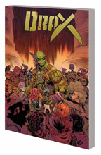 Image: Drax Vol. 02: Children's Crusade SC  - Marvel Comics