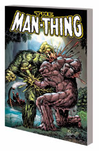 Image: Man-Thing by Steve Gerber: The Complete Collection Vol. 02 SC  - Marvel Comics