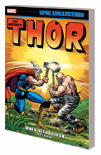 Image: Thor Epic Collection: When Titans Clash SC  - Marvel Comics