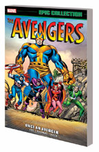 Image: Avengers Epic Collection: Once An Avenger SC  - Marvel Comics