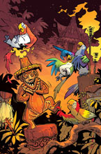 Image: Enchanted Tiki Room #1 by Domingues Poster  - Marvel Comics