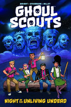Image: Ghoul Scouts Vol. 01: Night of the Unliving Undead SC  - Action Lab Entertainment