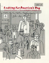 Image: Looking for America's Dog HC  - Fantagraphics Books