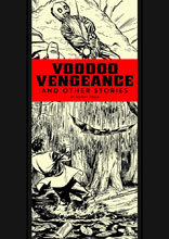 Image: EC Artists' Library: Voodoo Vengeance and Other Stories by Johnny Craig HC  - Fantagraphics Books