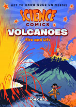 Image: Volcanoes: Fire and Life SC  - First Second (:01)