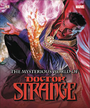 Image: Mysterious World of Doctor Strange HC  - Prima Games