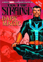 Image: Doctor Strange: Mystery of the Dark Magic Chapter Book SC  - Marvel Press