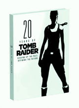 Image: 20 Years of Tomb Raider HC  - Prima Games