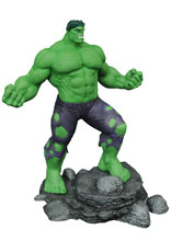 Image: Marvel Gallery PVC Figure: The Incredible Hulk  - Diamond Select Toys LLC