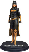 Image: Batman: Arkham Knight Statue Paperweight: Batgirl  - Icon Heroes