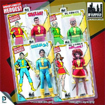 Image: DC Retro Action Figure Series 1: Shazam! Assortment  (8-inch) - Figures Toy Company