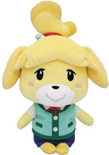 Image: Animal Crossing Plush: Isabelle  (8-inch) - Little Buddy, LLC