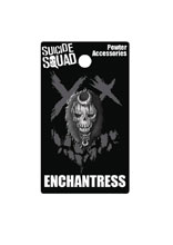Image: Suicide Squad Pewter Lapel Pin: Enchantress  - Monogram Products