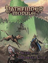 Image: Pathfinder Module: Seers of the Drowned City  - Paizo, Inc