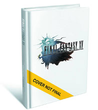 Image: Final Fantasy XV Complete Official Guide HC  (collected edition) - Piggyback