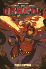 Image: How to Train Your Dragon: Dragonvine SC  - Dark Horse Comics