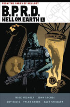 Image: B.P.R.D.: Hell on Earth Vol. 01 HC  - Dark Horse Comics