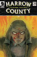 Image: Harrow County #26 - Dark Horse Comics