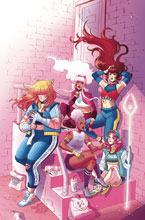 Image: Zodiac Starforce: Cries of Fire Prince #4 - Dark Horse Comics