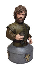 Image: Game of Thrones Bust: Tyrion Lannister - Hand of the Queen  - Dark Horse Comics