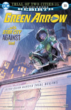 Image: Green Arrow #33 - DC Comics
