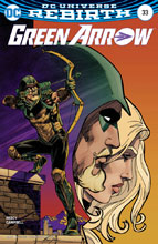 Image: Green Arrow #33 (variant cover - Mike Grell)  [2017] - DC Comics