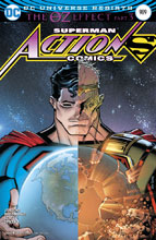 Image: Action Comics #989 (Oz Effect) - DC Comics