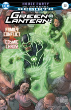 Image: Green Lanterns #32 - DC Comics