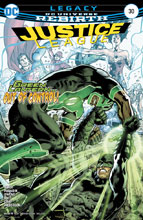 Image: Justice League #30 - DC Comics